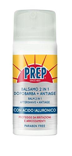 Prep Trattamento Dopobarba Acido Ialuronico - 80 ml