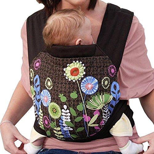 Dazone® Marsupio bambino sciarpa di Portage pettorale Dorsal Trasportatore sacchetto per bambino neonato