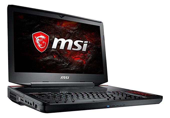 MSI GT83VR 7RF-206 Titan SLI Notebook
