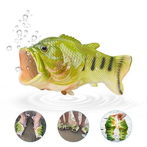 Ciabatte a forma di pesce