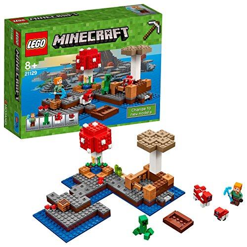 Lego Minecraft - l'Isola dei Funghi