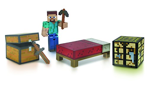 Minecraft - Steve Survival, Set Assortito