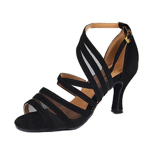 Pantofi de dans din satin (tango)