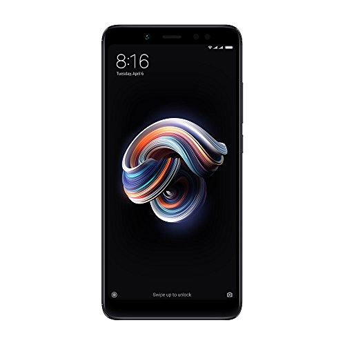 Smartphone Xiaomi Redmi Note 5 da 5.99  Snapdragon 636 octa-core 4GB RAM 64 GB Camera 12MP dual SIM