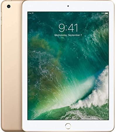 Apple iPad 9,7 (2017) 32GB 4G - Grigio Siderale - Sbloccato (Ricondizionato)