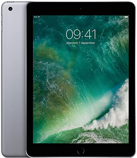Apple iPad Air 2 128GB Wi-Fi - Grigio Siderale (Ricondizionato)
