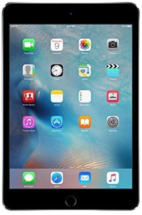 Apple iPad Mini 4 WiFi + Cellular 128GB Grigio Siderale (Ricondizionato)