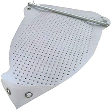 Morza Universale Ferro Scarpe Guardia di Ferro Elettrico della Copertura del Pattino di Protezione Protegge Abbigliamento Capo di Vestiario Protector